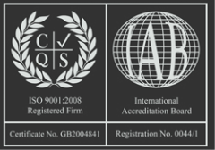 ISO 9001 Certifcation
